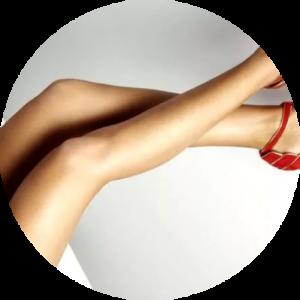 Gładkie nogi zasługą depilacja laserowej